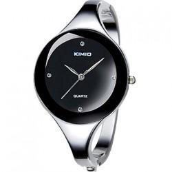 Dámské hodinky Kimio WK2682 s černým ciferníkem
