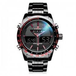 Pánské hodinky NaviForce NF9024 červené
