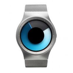 Dámské originální hodinky GeekThink stříbrné