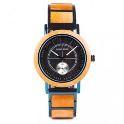 Dámské dřevěné hodinky Bobo Bird W-R13 přírodní