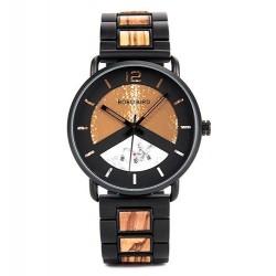 Pánské dřevěné hodinky Bobo Bird V-R30 hnědé