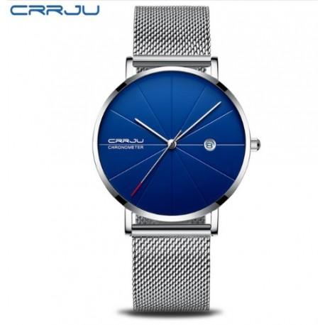 Pánské hodinky CRRJU 2216 stříbrno-modré