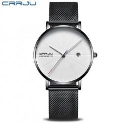 Pánské hodinky CRRJU 2216 černo-bílé