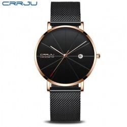 Pánské hodinky CRRJU 2216 černo-zlaté
