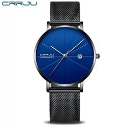 Pánské hodinky CRRJU 2216 černo-modré