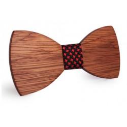 Pánský dřevěný motýlek Balint