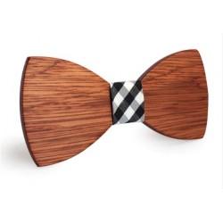 Pánský dřevěný motýlek Barrow