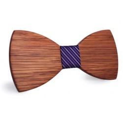 Pánský dřevěný motýlek Bruce