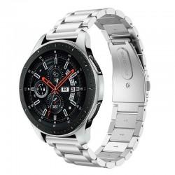 Kovový řemínek pro Samsung Galaxy Watch 42 mm stříbrný