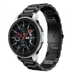Kovový řemínek pro Samsung Galaxy Watch 42 mm černý