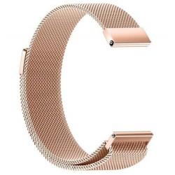 Řemínek Milánský tah pro Samsung Gear Sport růžový