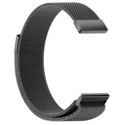 Řemínek Milánský tah pro Samsung Gear Sport černý