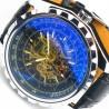 Pánské hodinky Jaragar Square s černým ciferníkem