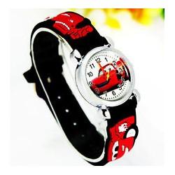 Dětské hodinky Cars černé