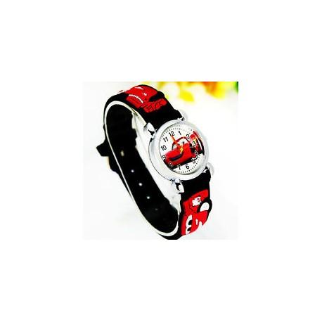 Chlapecké hodinky Cars černé