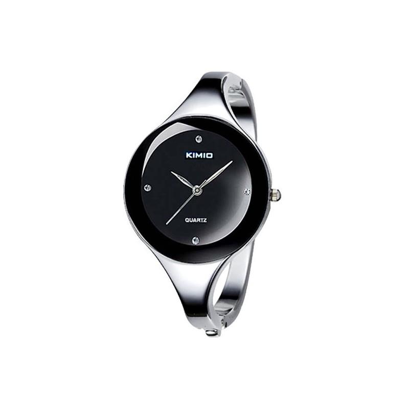 Dámské hodinky Kimio WK2682 s černým ciferníkem e8ddb5582cd