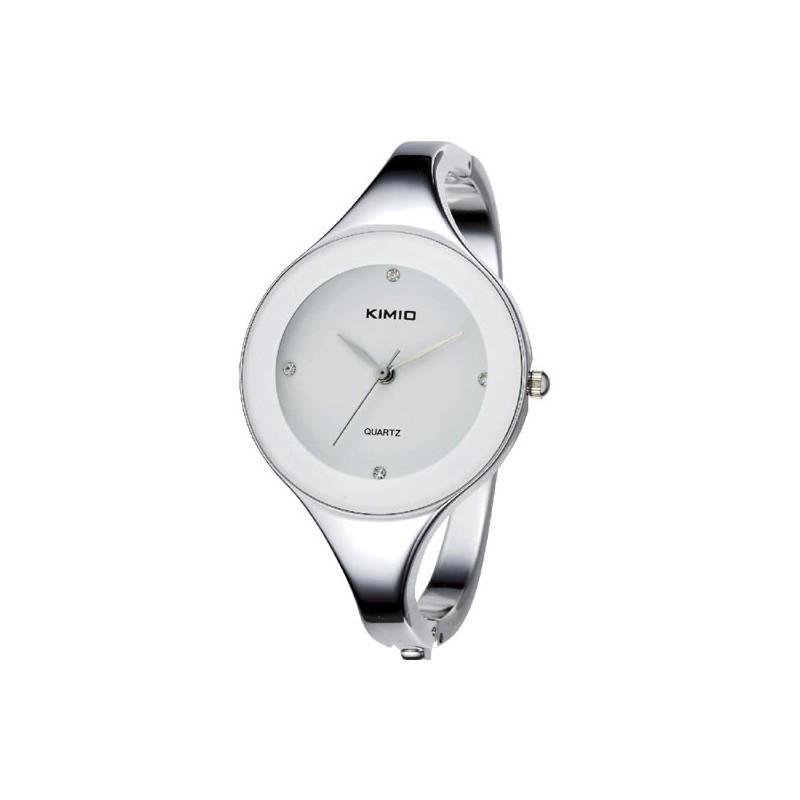 e182c161a38 Dámské hodinky Kimio WK2682 s bílým ciferníkem