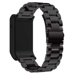 Kovový řemínek pro Garmin Vivoactive HR černý