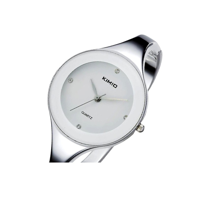 Dámské hodinky Kimio WK2682 s bílým ciferníkem 0f8ef269ccf
