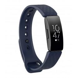 Sportovní silikonový řemínek pro Fitbit Inspire HR modrý