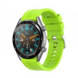 Silikonový řemínek pro Huawei Watch GT 2 42mm zelený