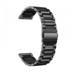 Kovový řemínek pro Huawei Watch GT 2 42mm černý