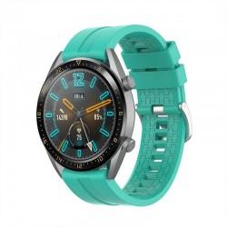 Silikonový řemínek pro Huawei Watch GT 2e mátový