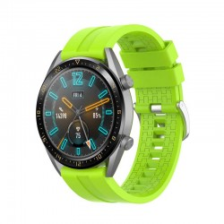 Silikonový řemínek pro Huawei Watch GT 2e zelený