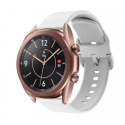 Silikonový řemínek pro Samsung Galaxy Watch 3 41mm bílý