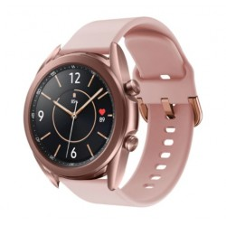 Silikonový řemínek pro Samsung Galaxy Watch 3 41mm růžový