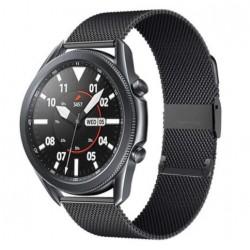 Řemínek Milánský tah pro Samsung Galaxy Watch 3 41mm černý