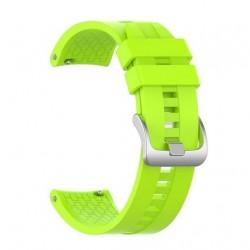 Silikonový řemínek pro Xiaomi Amazfit Stratos 3 zelený