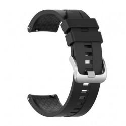Silikonový řemínek pro Xiaomi Amazfit Stratos 3 černý