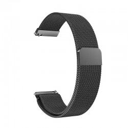 Řemínek Milánský tah pro Huawei Watch GT 2 Pro černý
