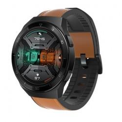 Kožený řemínek premium pro Huawei Watch GT 2e hnědý