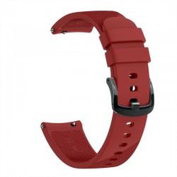 Silikonový řemínek pro Garmin Venu Sq červený