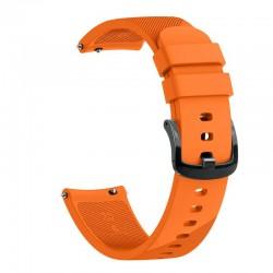Silikonový řemínek pro Garmin Venu Sq oranžový