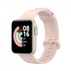 Silikonový řemínek pro Xiaomi Mi Watch Lite růžový