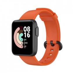 Silikonový řemínek pro Xiaomi Mi Watch Lite oranžový