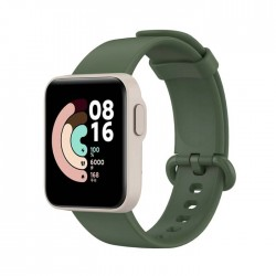 Silikonový řemínek pro Xiaomi Mi Watch Lite zelený