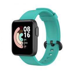 Silikonový řemínek pro Xiaomi Mi Watch Lite světle modrý