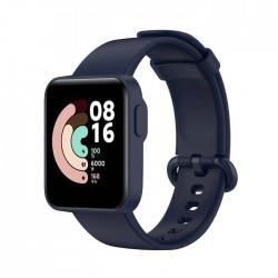 Silikonový řemínek pro Xiaomi Mi Watch Lite modrý