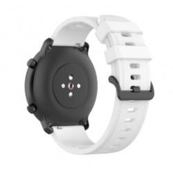 Silikonový řemínek pro Xiaomi Amazfit GTR 2 bílý