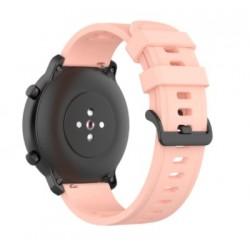 Silikonový řemínek pro Xiaomi Amazfit GTR 2e růžový