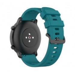 Silikonový řemínek pro Xiaomi Amazfit GTR 2e modrý