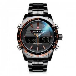Pánské hodinky NaviForce NF9024 oranžové