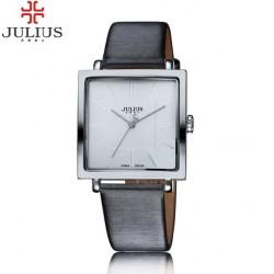 Dámské hodinky Julius JL-10 s bílým ciferníkem