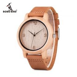 Dámské dřevěné hodinky Bobo Bird WL09