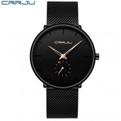 Pánské hodinky CRRJU 2150 černo-růžové