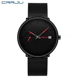 Dámské hodinky CRRJU 2258 černo-červené